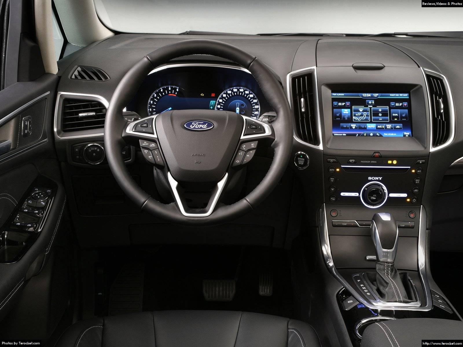 Dường như Ford Galaxy 2016 hiểu được bạn muốn gì?