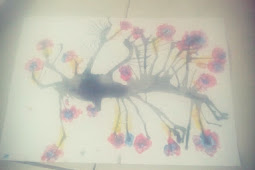 Lukisan Tiup: Permainan Menggambar dan Mewarnai (Praktik Pembelajaran SBK SD Labschool Unnes)