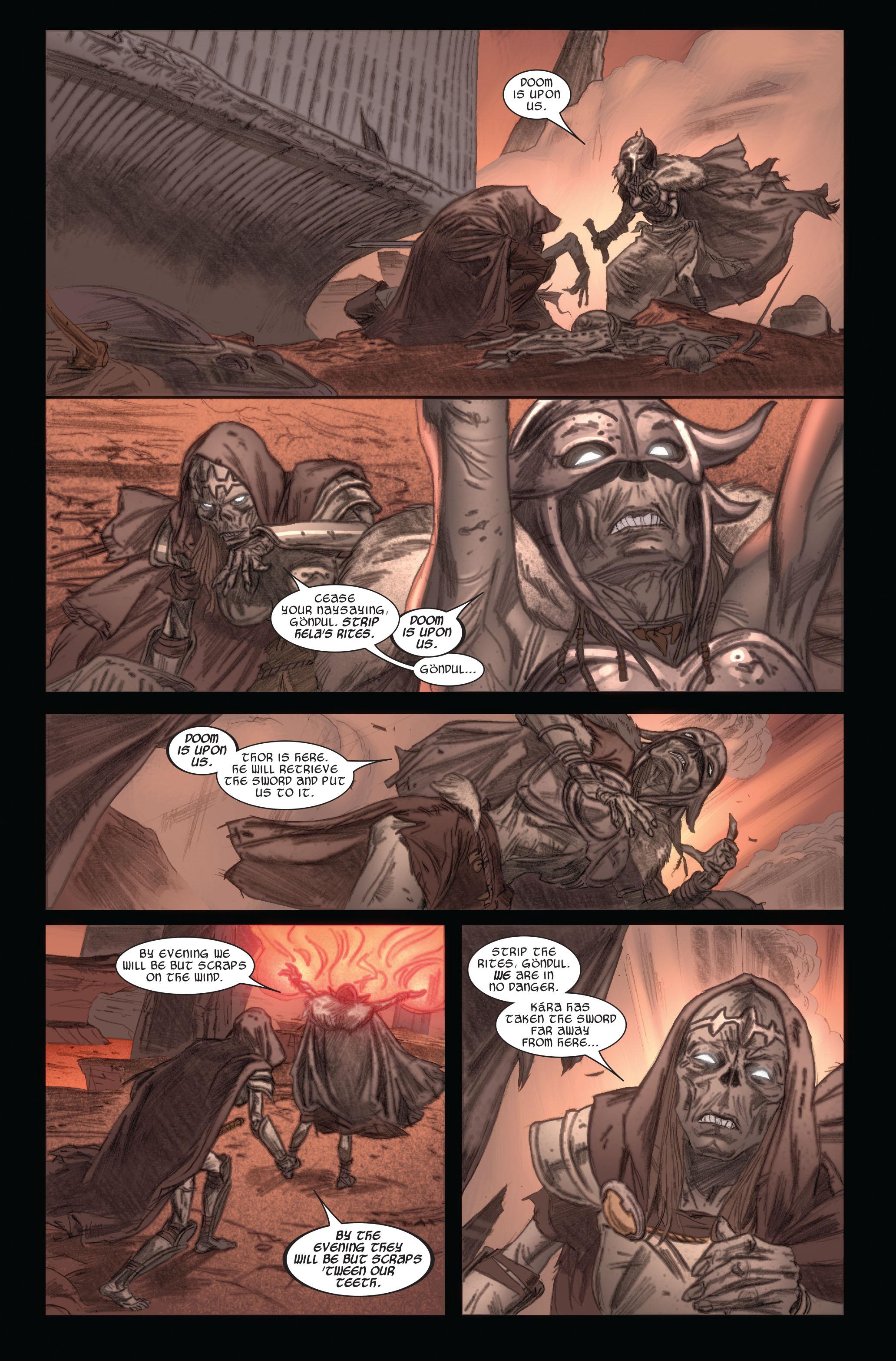 Thor (2007) Issue #612 #25 - English 17