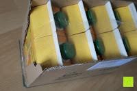 Verpackung Seite: Grünland Bio Orangensaft, 8er Pack (8 x 1 l)