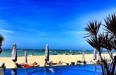 Wisata di bali memang tidak akan pernah kehabisan pesona akan keindahan alamnya 7 Panorama Tanjung Benoa Beach di Bali Yang Mengagumkan