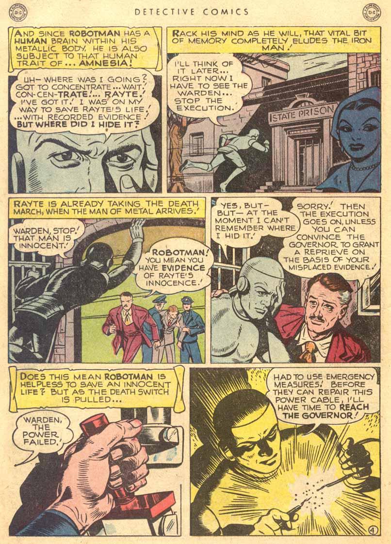 Read online Detective Comics (1937) comic -  Issue #149 - 20