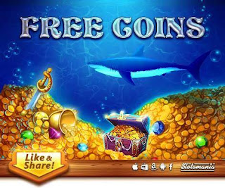 Slotomania free coins february 08 2016 n01 daily giftz for Gold fish casino promo codes