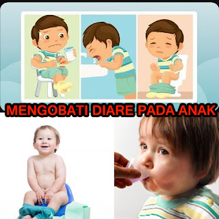 Obat herbal diare anak