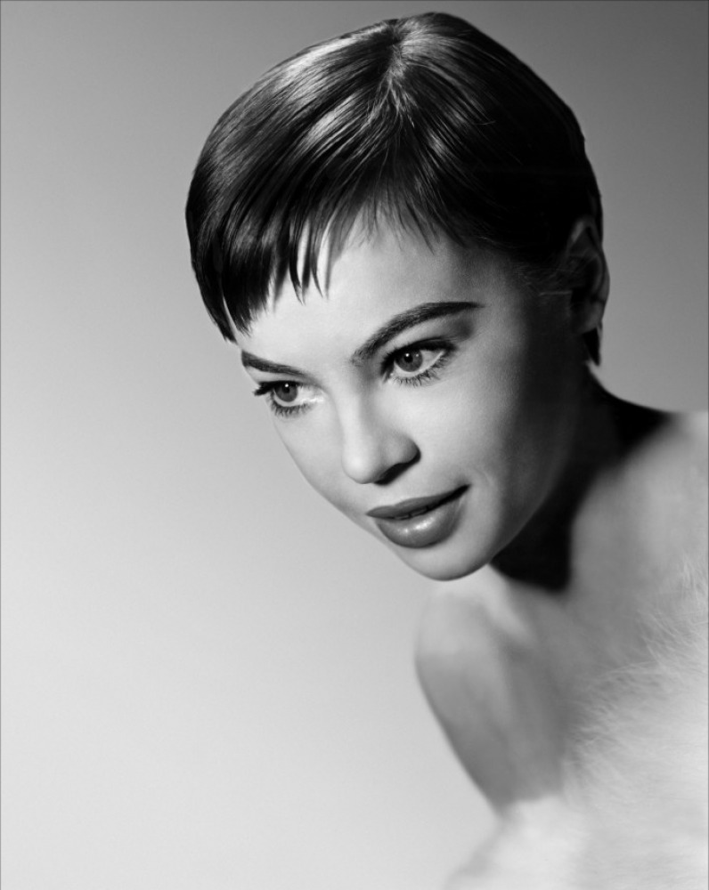 Leslie Caron The Frenchiest American Girl A Lost Film