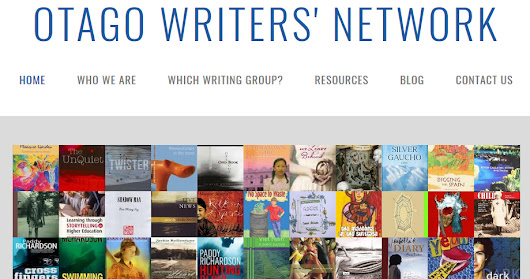 Writing Groups NZ: Otago Writers' Network
