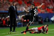 Round I, ManUtd vs Benfica play Goalless Counter