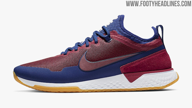 Barcelona Inspired? Nike Launch 2 New Colorways of the Nike