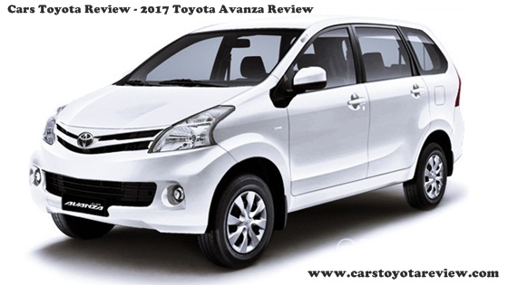 Toyota Avanza 2017 Review Price and For Sale