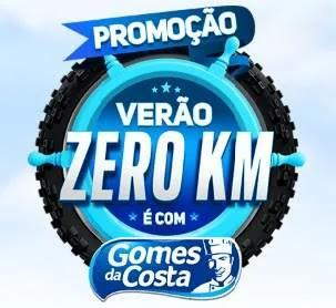 Cadastrar Promoção Verão 0Km Gomes da Costa e Atacadão 2019 - 20 Motos Honda CG