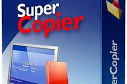 برنامج Supercopier لتسريع نقل ونسخ الملفات بسرعة عالية للكمبيوتر