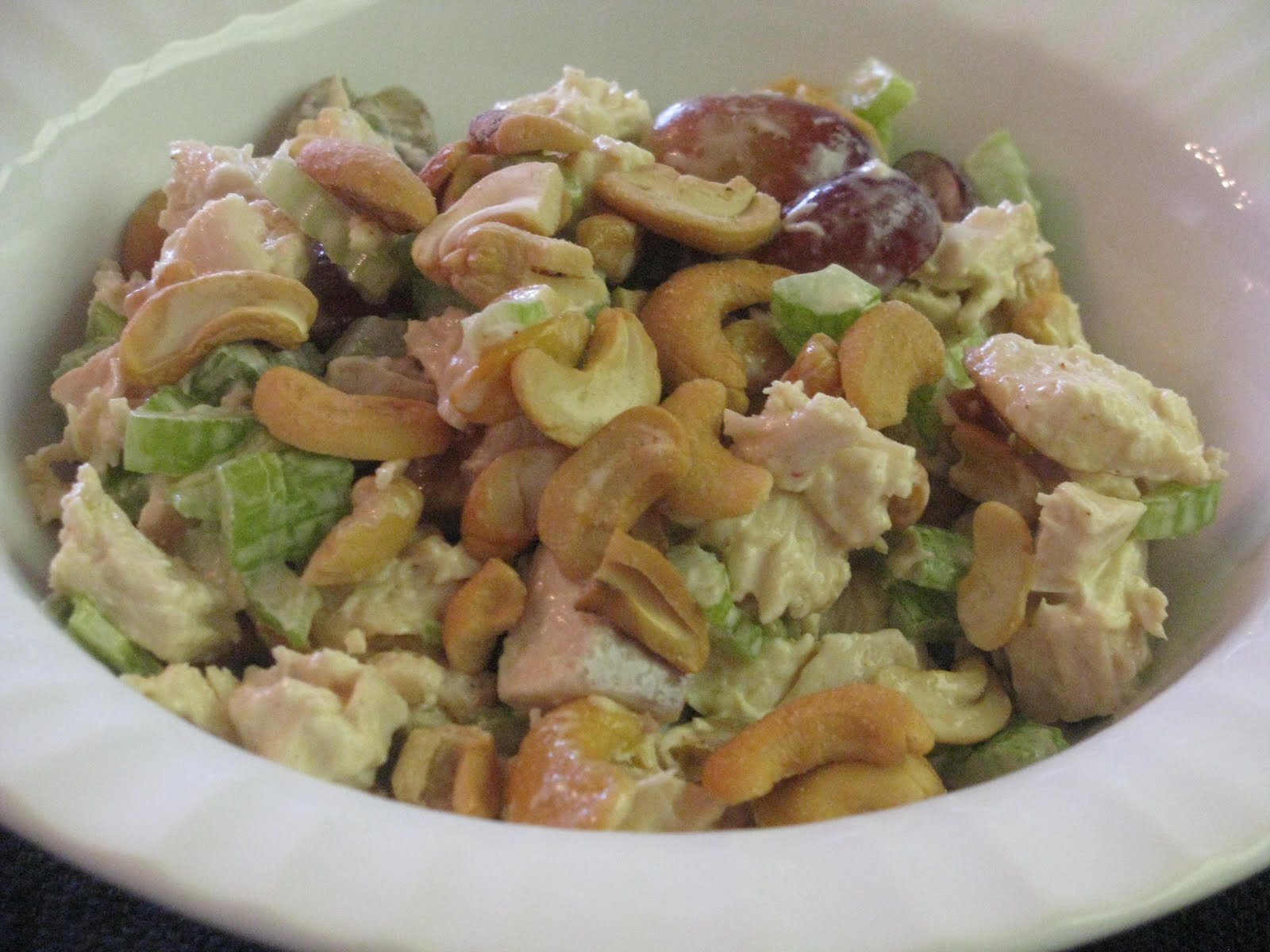 Jan 28,  · A hearty salad that features the warm, sweet and satisfying flavors of fall. Harvest Chicken Salad is made complete with roasted sweet potatoes, toasted walnuts, pear or apple slices, dried cranberries and tender chicken.