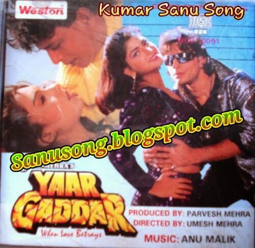 Tere Yaar Bathere Ne Song: Its All About Kumar Sanu: Yaar Gaddar (1994