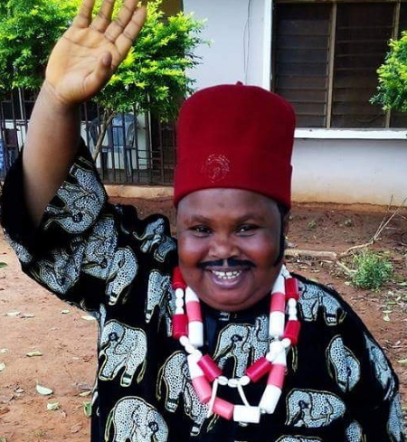 nollywood actor main bossman heart attack
