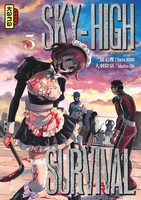 Big Kana, Critique Manga, Kana, Manga, Seinen, Sky-high Survival, Skyhigh Survival,