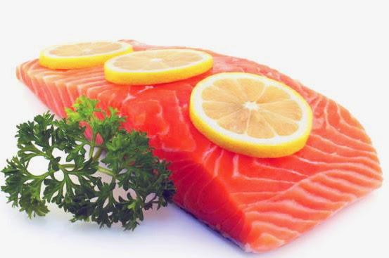 Manfaat Ikan Salmon