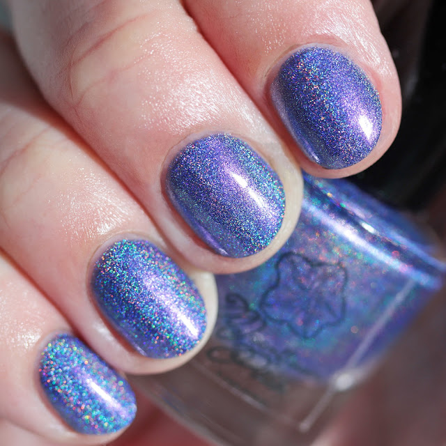 Moonflower Polish Lapislázuli (Lapis Lazuli)