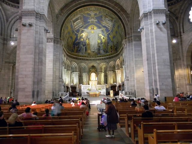 kościoły Paryża, zabytki, Francja