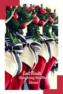 last minute stocking ideas