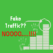 Fake Traffic to Blogger or your Website
