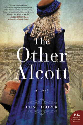 Reading 'The Other Alcott' this June for the LMA reading challenge!