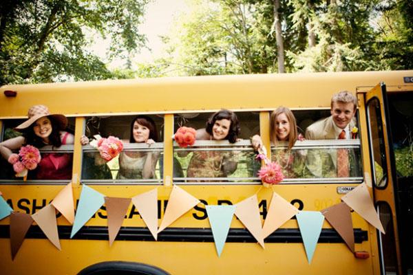 party bus. | Reunion Ideas | Pinterest