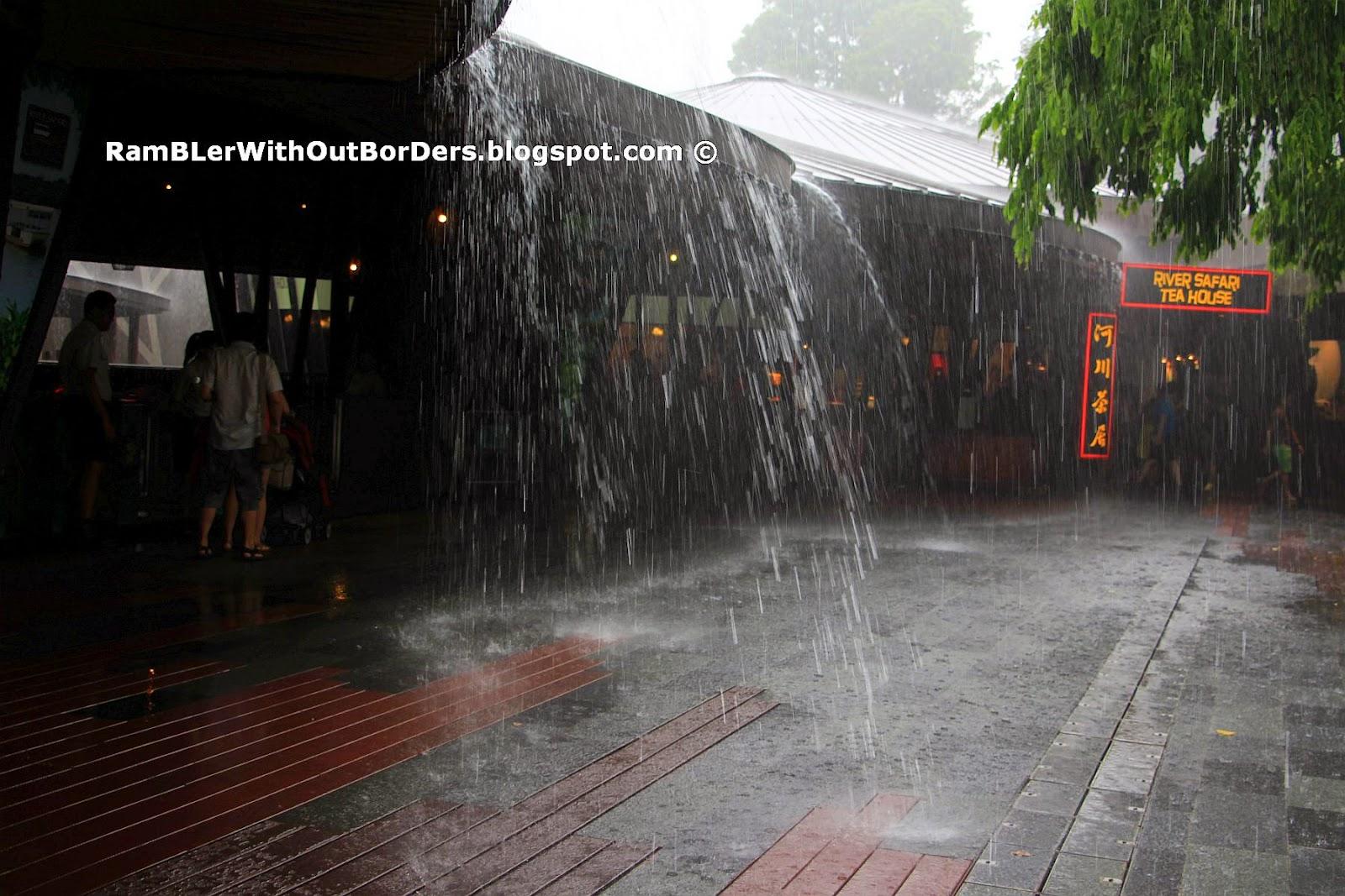 Entrance, River Safari, Singapore