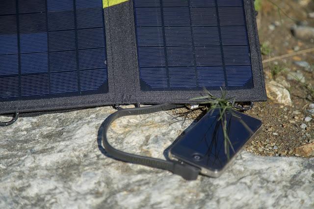 Goal-Zero Solar-Ladegerät venture-30 nomad-7 solar-charging 02