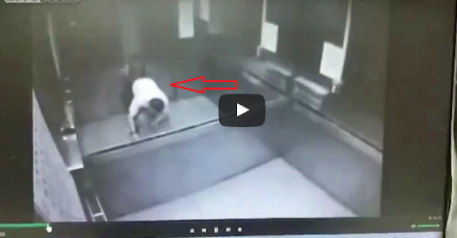 فيديو مروّع... مصعد يسحق رجلا بعد تحركه بشكل مفاجئ شاهد ما التقطته الكاميرات