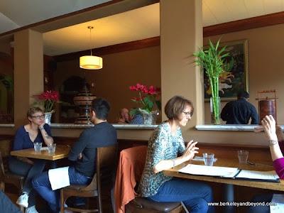 dining room at Royal Rangoon in Berkeley, California