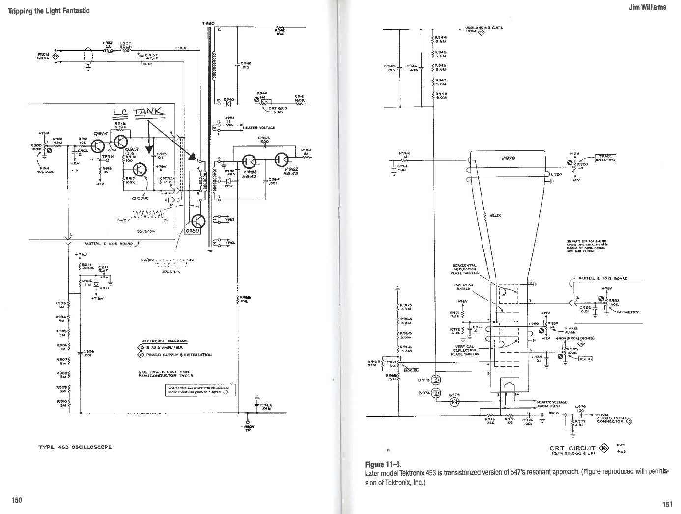 Reading Jim Williams November 2011 Circuits 8085 Projects Blog Archive Analog Oscilloscope Circuit Finally He Introduces The Royer Topology On Page 148 And Discusses Start Of His Work 152 Best Quote But There Comes This Time When Your