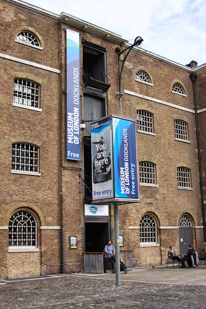 Rotherhithe Visit Museum Of London Docklands
