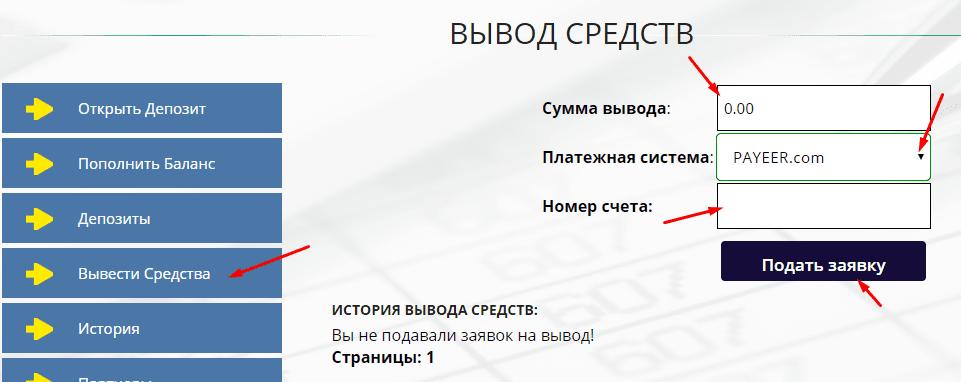 Регистрация в Everestgroup 6