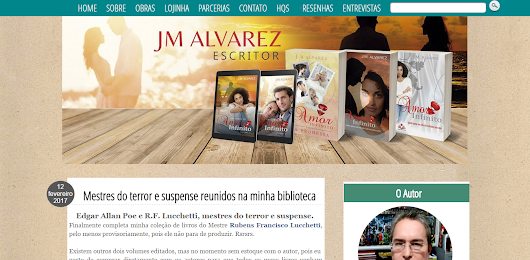 Repaginada no blog JM Alvarez!