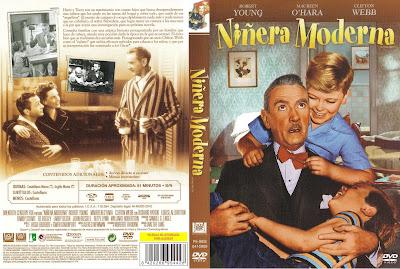Cover, caratula, dvd: Robert Young, Maureen O'Hara, Clifton Webb