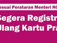 Cara Registrasi Ulang Kartu Tri 3 Sesuai KTP dan KK