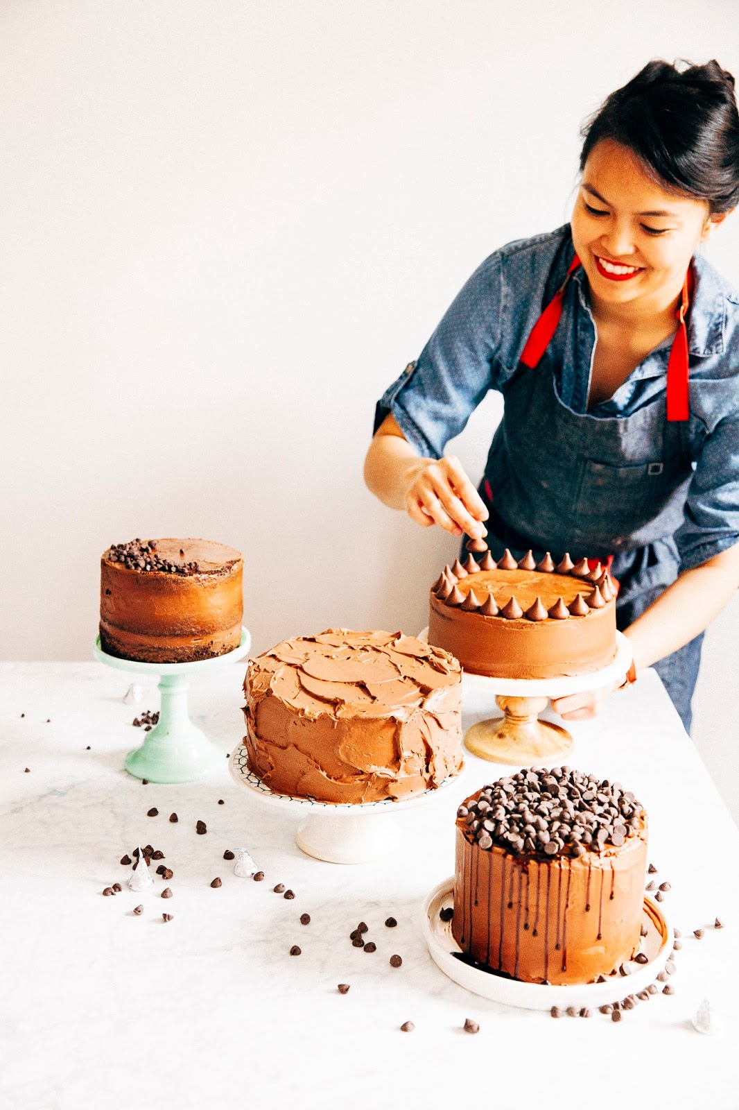 how to start cake decorating