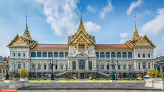 Cover Photo: Grand Palace
