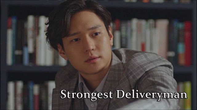 Drama Korea Strongest Deliveryman