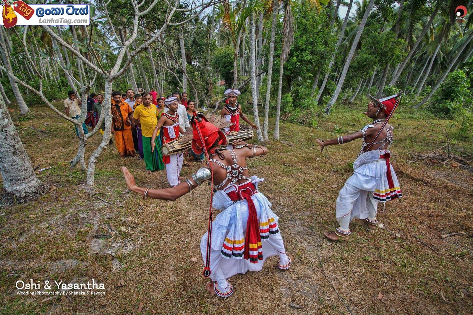 sri lankan wedding dress  25