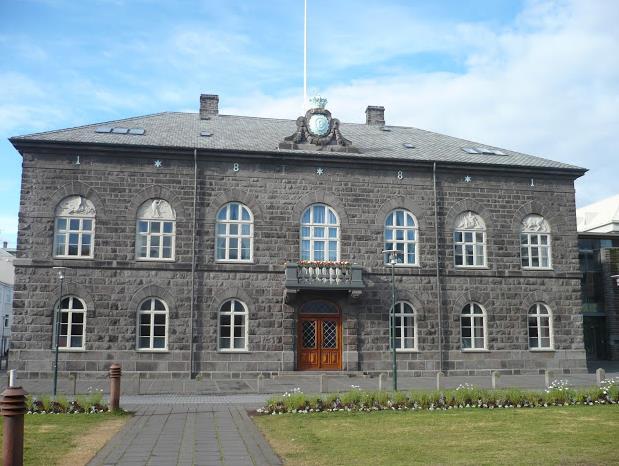 Parlamento di Reykjavik