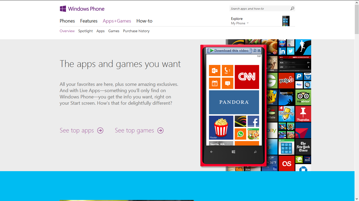 How to download Offline apps for Windows 7 8,8,8 1 from