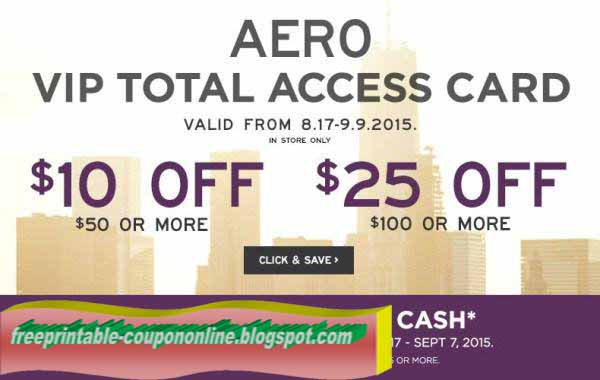 Ps aeropostale online coupons codes