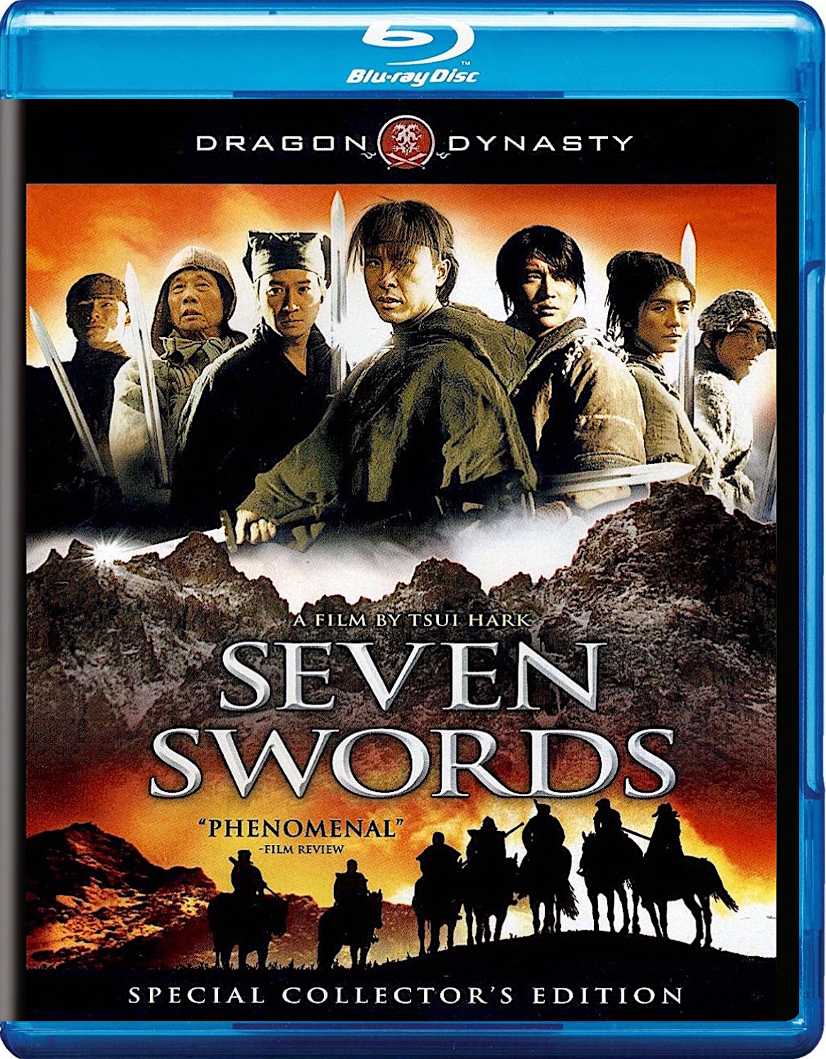 blu-ray and dvd covers: DRAGON DYNASTY BLU RAYS: THE 36TH
