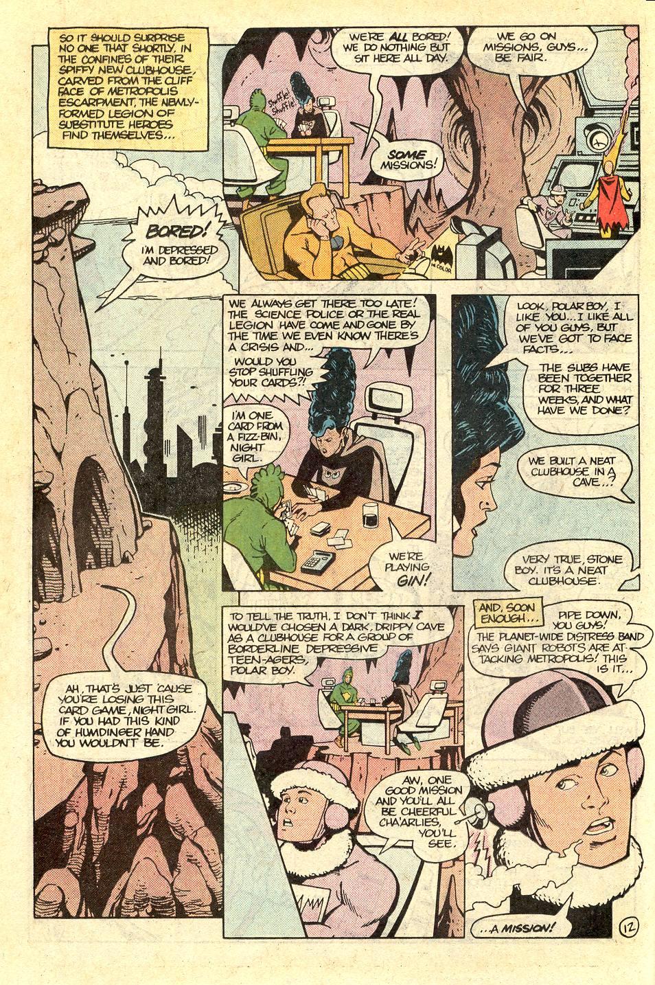 Read online Secret Origins (1986) comic -  Issue #37 - 14
