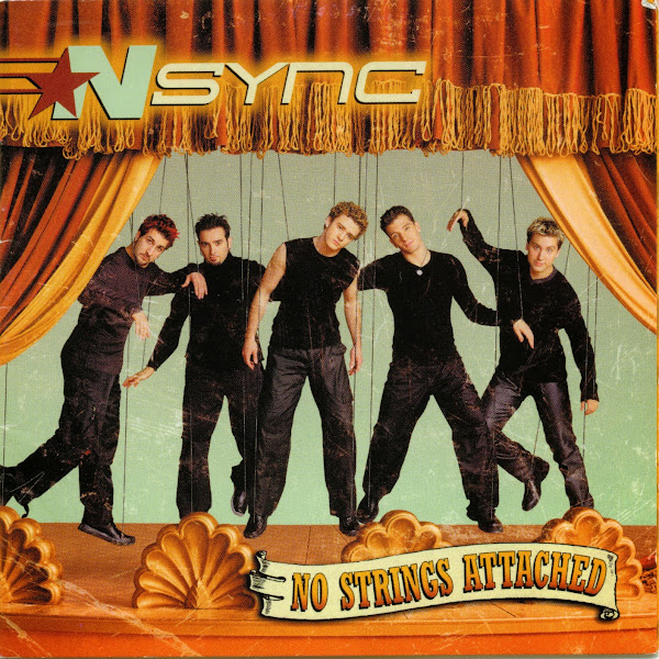 *Nsync - No Strings Attached Cover