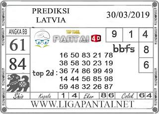 """Prediksi Togel """"LATVIA"""" PANTAI4D 30 MARET 2019"""