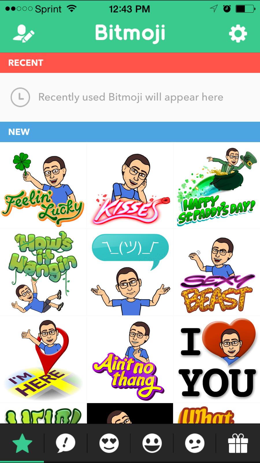 Bitmoji - Avatar Emoji Keyboard - App Review ~ 365PlayPal com
