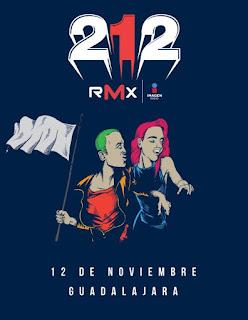festival 212 rmx guadalajara