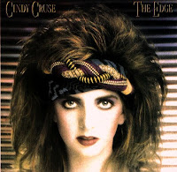 Cindy Cruse The Edge 1989 aor melodic rock music blogspot full albums bands